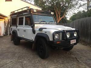 2011 Land Rover Defender Wagon Tanah Merah Logan Area Preview