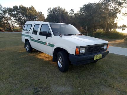 87 Nissan navara