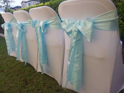 Chairs, Covers and Sashes 'for hire' Brisbane City Brisbane North West Preview