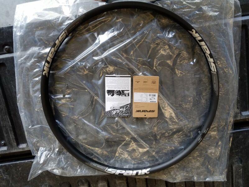 """Spank 350 Rim - 27.5"""" Disc Black 32H"""