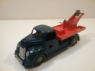 Chad Valley Wee-Kin Clockwork Breakdown Lorry, Dating From 1949 .