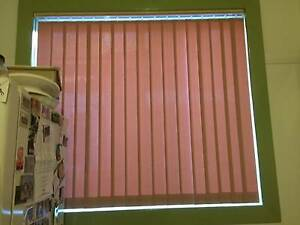 Musk Vertical blinds - 133x116mm Hamilton Newcastle Area Preview