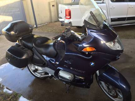 BMW1150RT   great bike