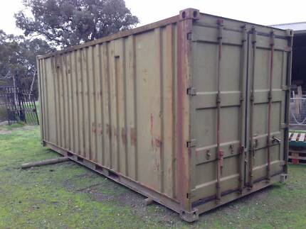 Shipping container FOR SALE. 20 ft / 6 metres Northgate Brisbane North East Preview