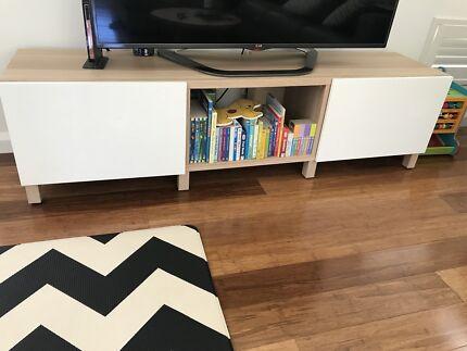 TV Media Unit - IKEA Besta