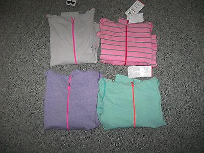 UNDER ARMOUR Girl's Heat Gear Performance Jacket w/Hood,CottonBlend,MSRP-$44.99 Heatgear Hood