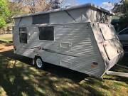 "2005 COROMAL Excel 511 Pop Top Caravan ""AS NEW"" Tamworth Tamworth City Preview"
