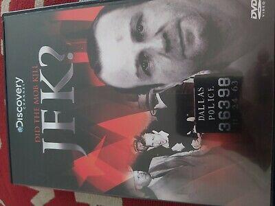 Very Good, JFK Conspiracies: Did the Mob Kill JFK? [DVD], , DVD