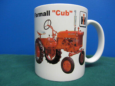 Farmall Cub Coffee Mug