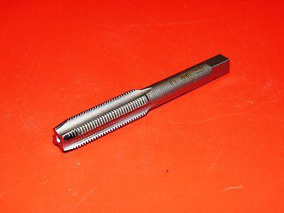 Irwin 1738 M10 X 1.0 Metric 10MM Carbon Steel Plug Tap 4FL USA Made RH