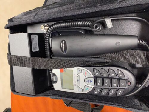 NEW MOTOROLA M800 Bag Phone F289605NAAA. Nice. NEW Old Stock. FREE Shipping!!
