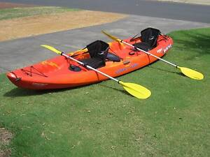 Malibu Two XL kayak Busselton Busselton Area Preview