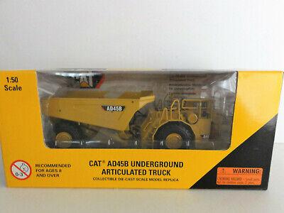 CATERPILLAR NORSCOT 55191 CAT AD45B UNDERGROUND AT 1:50 IN BOX