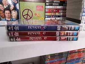 Revenge S1-S3 DVDs. Excellent condition Craigmore Playford Area Preview