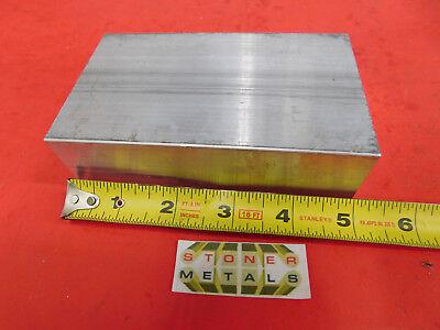 """2/"""" Length 5//8/"""" x 2-1//2/"""" Aluminum Flat Bar T6511 Mill Stock 6061 Plate 0.625"""