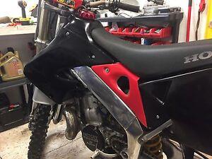 Honda 2001 CR500AF