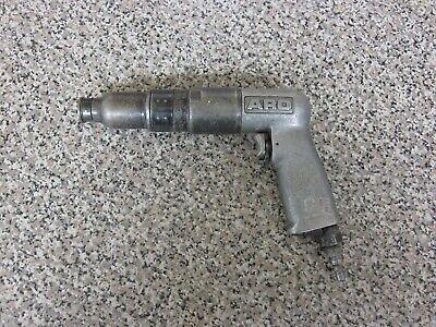 Aro Sg053b-8 800rpm 14 Hex Drive Pistol Grip Pneumatic Air Screwdriver Used