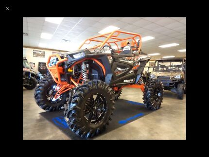 2017 Polaris RZR XP1000 EPS High Lifter Edition Stealth Black Port Adelaide Port Adelaide Area Preview