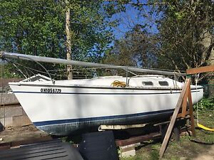 Chrysler sail boat for sale - SOLD SORRY , pending pick up