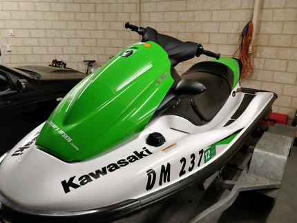 Kawasaki stx15f 2006