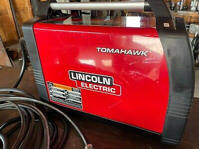Lincoln Electric Tomahawk 625 K2807-1 Plasma Cutter With Hand Torch