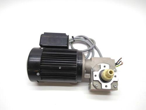 Bosch Rexroth 3842503066B Gear Reducer with Bosch Bodine 42Y6BFPP Stepper Motor