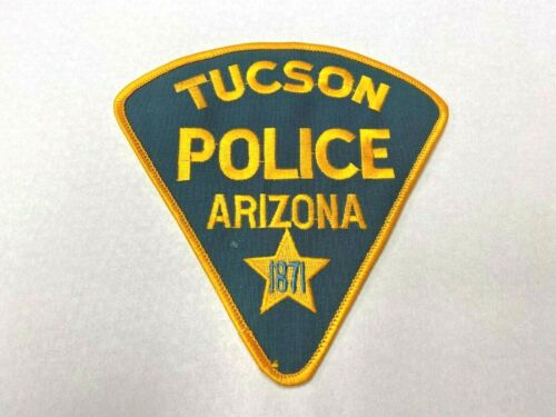Tucson Police Patch