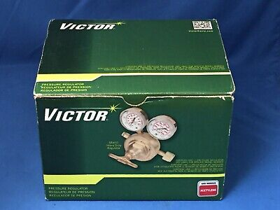 Victor Sr450 Heavy Duty Pressure Regulator