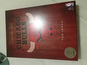 Chicago Bulls Dynasty Series Berwick Casey Area Preview