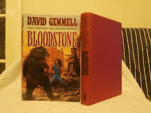 DAVID-GEMMELL-BLOODSTONE-1ST-1ST-U-K-HB-VERY-GOOD-CONDITION