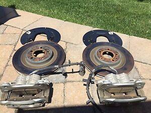 Kit frein ( brake ) avant complète Oem pour Mustang Gt 2011-2014