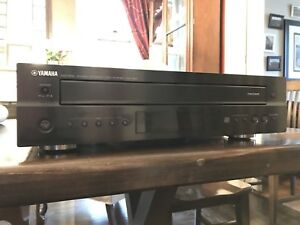 Yamaha 5 disc player CDC-697