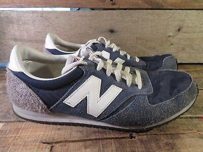 New Balance UK U420UN Classics 70's Running Men's Shoe Size 10 Made In England