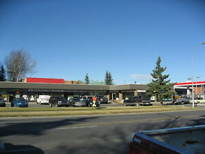 Retail Space for Lease - #110 #120 #130, 1935 37th Street SW