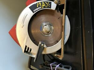Power max circular saw
