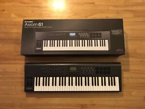 M-audio Axiom 61 mkII