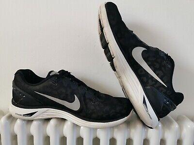 Nike Lunarglide 5 Mens Trainers Black UK 11.5