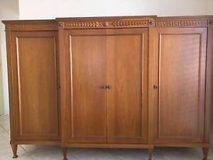 Original Versace Armoire Cabinet Cupboard- Made in Italy Benowa Gold Coast City Preview