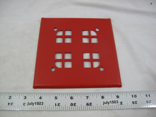 (1) NEW Simplex Plate for Fire Alarm 2905-9901 624-449