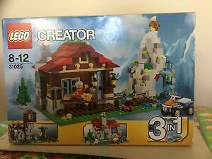 Lego - 31025 Creator 3in 1 - BRAND NEW IN BOX UNOPENED Wentworthville Parramatta Area Preview