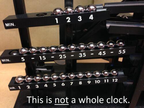 Brand New Balls for Arrow Handicraft & Time Machine Kinetic Ball Clocks