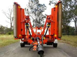 2016 Trimax Pegasus G3 493 PTO Tow Behind Slasher/Mower Austral Liverpool Area Preview