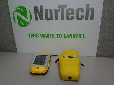 Trimble Geoxt Pocket Pc Geoexplorer Pn 50950-20 W Case