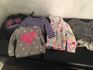 Used girls shirts