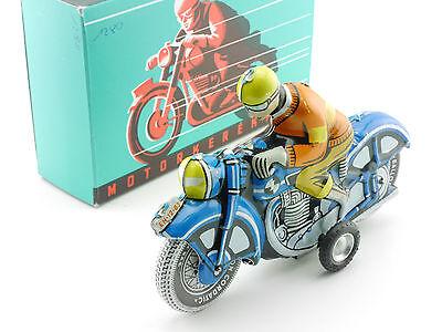 Lemez Ungarn Motorrad Motorcycle Blech Blechspielzeug SG OVP SG 1601-05-40