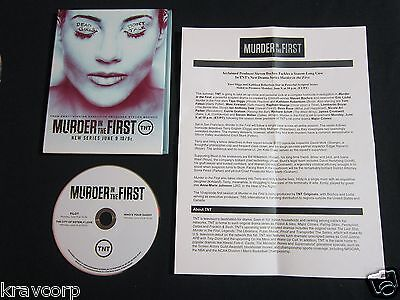 Taye Diggs  Murder In The First  2014 Promo Dvd