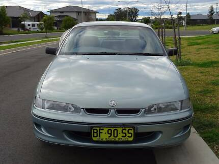 1997 Holden Commodore Sedan, 8 Months Rego, 180K, Auto Currans Hill Camden Area Preview