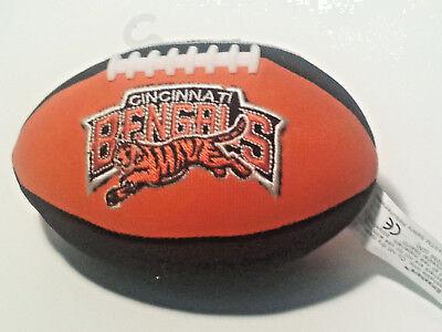 Cincinnati Bengals Football Talking Embroidered Football Cincinnati Bengals Embroidered Football