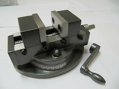 Lathe Mini Milling Vertical Slide Bed Size 95 X 50 Mm Combo 2inch Vice