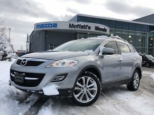 2012 Mazda CX-9 GT AWD, LEATHER, SUNROOF, HEATED SEATS, GPS/NAV